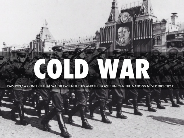 Cold war dates in Perth