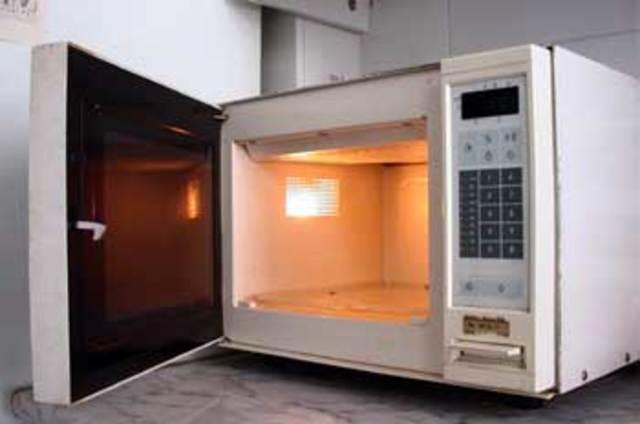 Los mejores inventos de la historia timeline timetoast - Mejor horno microondas ...