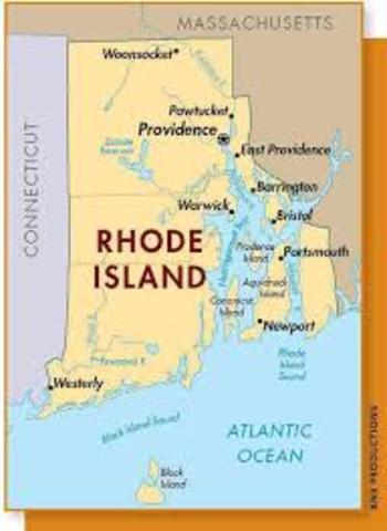 Major Exports Of Rhode Island
