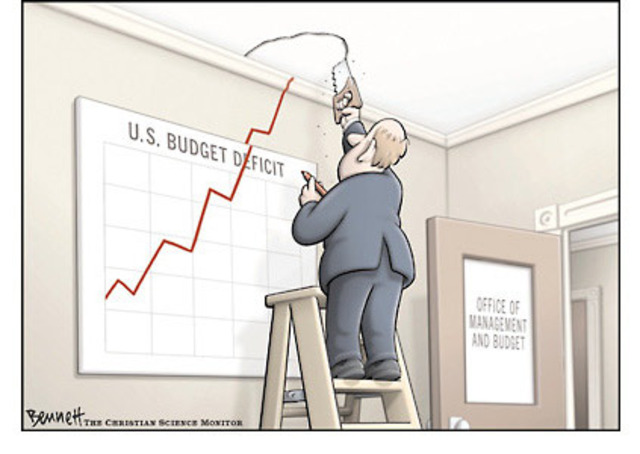 Republican Deficit Repair