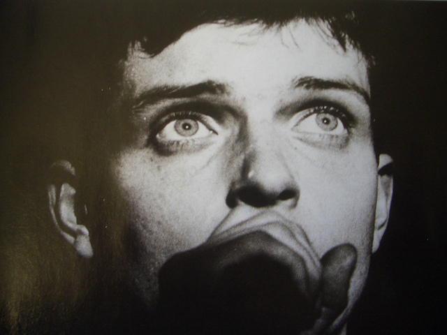 Group play first gig as Joy Division
