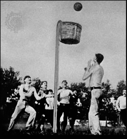 Evolution of the Basketball Hoop timeline | Timetoast ...