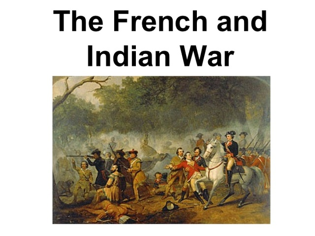 French and indian war date
