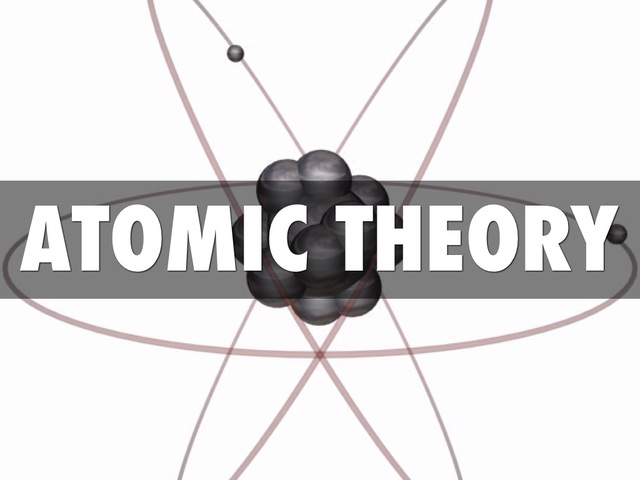 an analysis of the development of the modern atomic theory in science Chemistry - sc3210 scope and sequence  identify the role of consensus and retesting in the development of theories science practice:  the modern atomic theory.