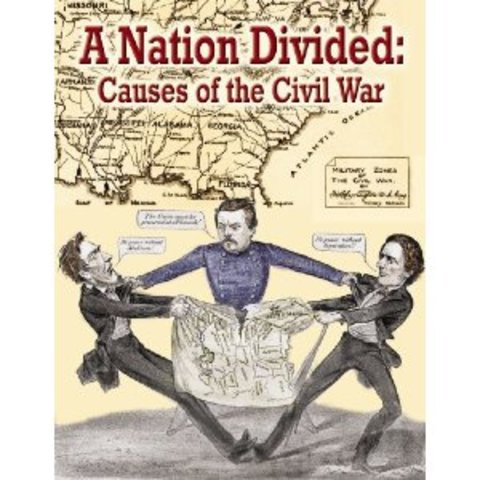 how attempts at compromise brought about the civil war in america Disunion follows the civil war as it unfolded the most obvious constitutional result of the civil war was the adoption of three landmark constitutional amendments the 13th ended slavery forever in the united states, while the 14th made all persons born in the united states (including the former.