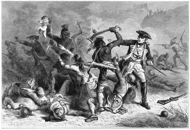 french vs british treatment native americans during early Compare and contrast the british, french and spanish empires in america spanish empire came over and started colonizing in the 1500's explorers came over to find gold.