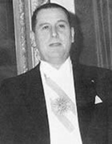 Juan Domingo's Political Career Essay