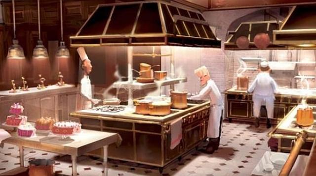 Historia y evoluci n de la cocina timeline timetoast for Gastronomia francesa historia
