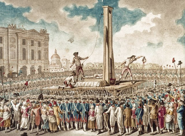 the significance of maximillan robespierre in the french revolution