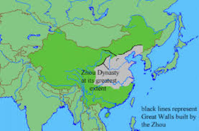 """zhou dynasty writing Later stages in the development of chinese writing include the guwen (""""ancient figures"""") found in inscriptions from the late shang dynasty (c 1123 bc) and the early years of the zhou dynasty that followed."""