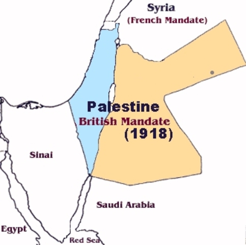 palestine a nation or state essay