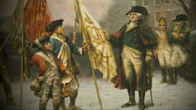 From start to finish: The American Revolution Battle