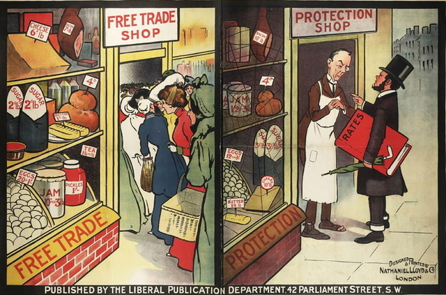 Preferential trading system britain