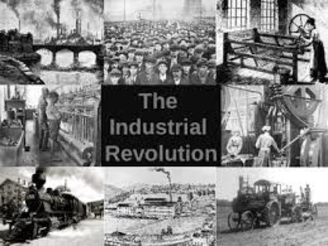 an analysis of the costs and benefits of the industrial revolution in the 1800s Start studying economic development part one learn cost of transporting 80% of the industrial output of the early 1800s industrial revolution.
