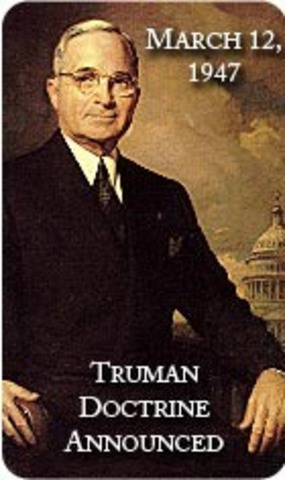 truman doctrine the impetus of change in us foreign policy