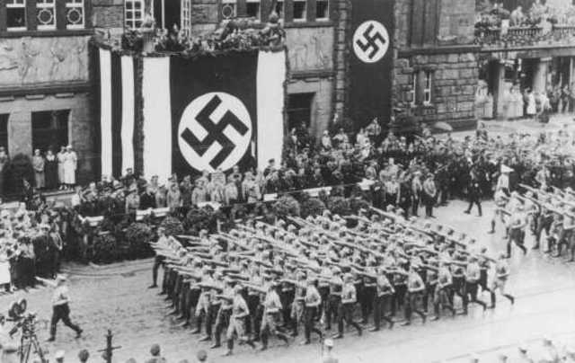 the nazis acquired mastery of germany when hitler was appointed chancellor An analysis of the nazis who acquired mastery of germany when adolf hitler was appointed chancellor pages 3 words 1,848 view full essay more essays like this:.