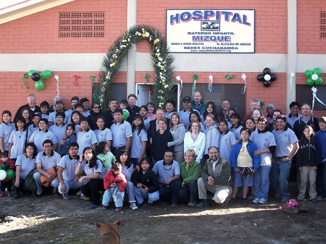 100th clinic completed