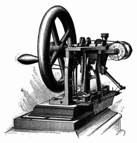 Grandes inventos desde el año 1768 al año 1800 timeline