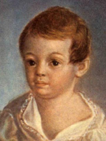 биография пушкина для детей