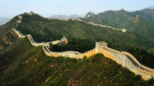 The Great Wall Of China Building Timeline