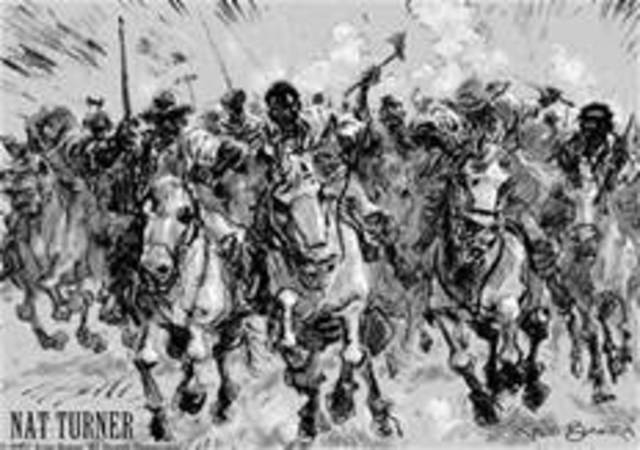 nat turners slave rebellion Nate parker as nat turner in birth of a nation (fox searchlight) the film birth of a nation whitewashes the horror of the slave rebellion turner led the truth was much more complicated t he truth is really hard to take, especially historical truth.