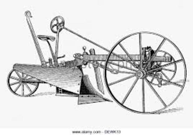 farm equipment by  wilbur timeline