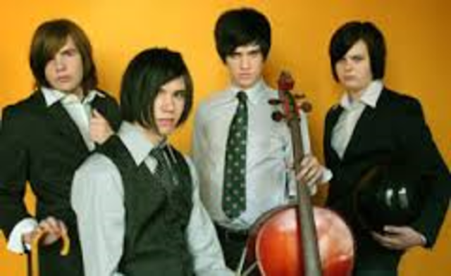 Panic! at the Disco is formed