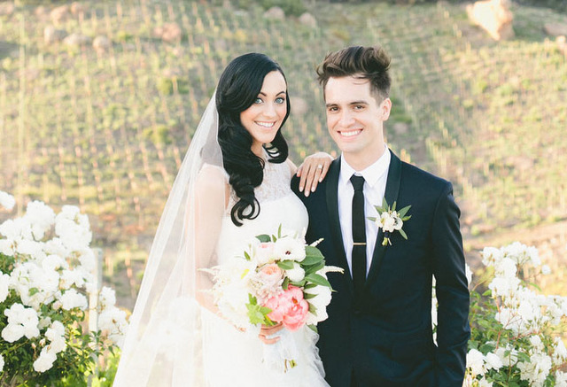 Brendon gets married.