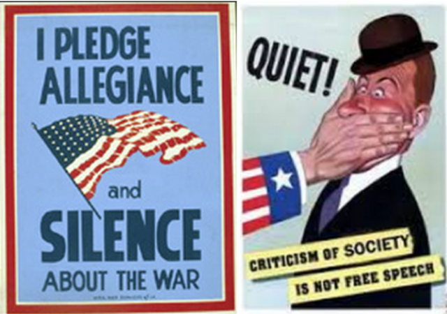 espionage and sedition act On may 16, 1918, the united states congress passes the sedition act, a piece of legislation designed to protect america's participation in world war i along with the espionage act of the previous year, the sedition act was orchestrated largely by a mitchell palmer, the united states attorney.