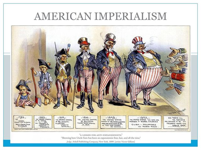american imperialism the consequences Negative effects of imperialism:  africans lost control of their land and independence and were placed under the indirect rule of the british.
