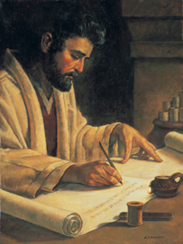 apostle paul essays Free essays from bartleby | this time period the apostle paul began his travels preaching the gospel of jesus christ paul having passed through the upper.