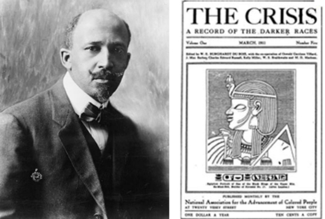web dubois In 1868, web du bois (william edward burghardt du bois, pronounced 'doo-boyz') was born in massachusetts he attended fisk college in nashville, then.