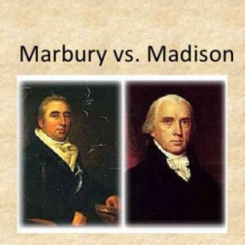 president james madison essays