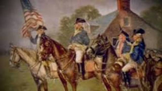 the battles of trenton and priceton in the fall of 1776 American forces under the leadership of general george washington won the battle of princeton what happened at the battle of trenton in 1776 a: during the battle of trenton, an american force led by general george washington crossed the delaware and defeated a force of hessian mercenaries.