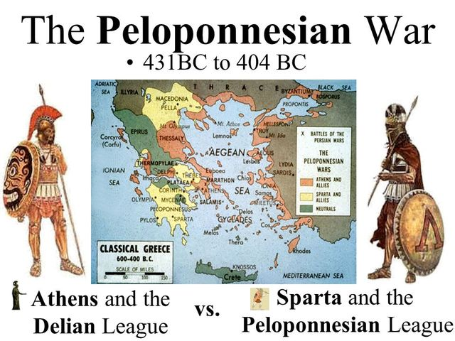 peloponnesian war 2 essay Eventually these two city-states became two power centers of greece and indulged into a battle of supremacy against each other this war between athens and sp.