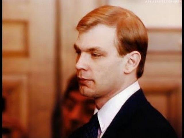 Jeffrey Dahmer timelin...