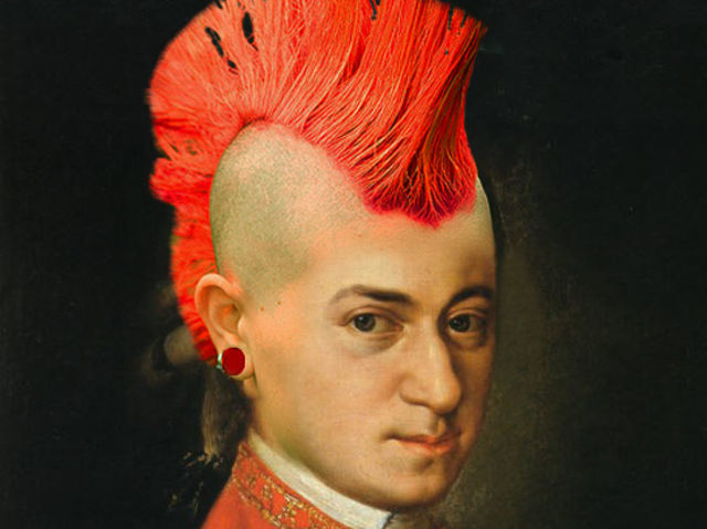 the early works and influences of wolfgang amadeus mozart Wolfgang amadeus mozart - an overview of the classical composer and his music, with a number of works free to download as sheet music, midi or mp3 files.
