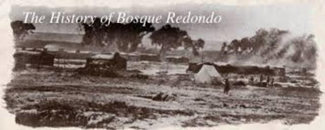 a look at navajos struggle for survival at the bosque redondo camp Navajos - history , modern era, the in these areas on their way back toward the navajo homeland from imprisonment at the us army concentration camp at bosque.