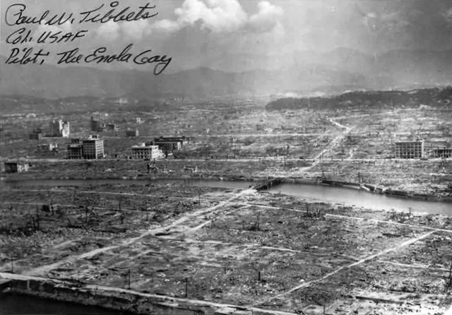Atomic Bombings of Hiroshima & Nagasaki