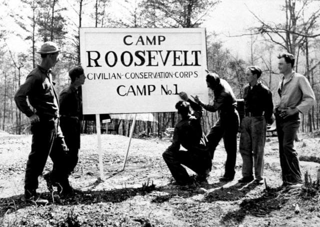 Civilian Conservation Corps