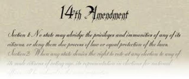 fourteenth amendment