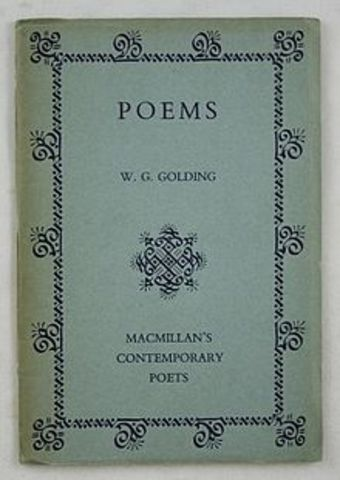 """Poems"" by William Golding"
