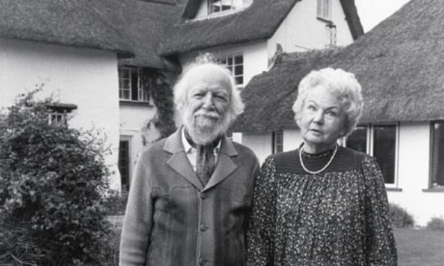 William Golding's Marriage