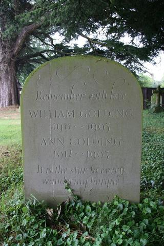 William Golding Dies