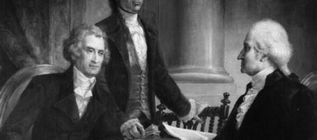 contributions of thomas jefferson as the elected president of the united states on march 4 1801 The house finally elected jefferson president on february on the united states in may 1801, jefferson 4, 1797–march 4, 1801 - thomas jefferson.