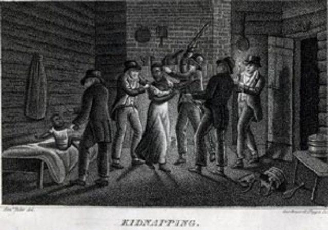 north american slavery essay
