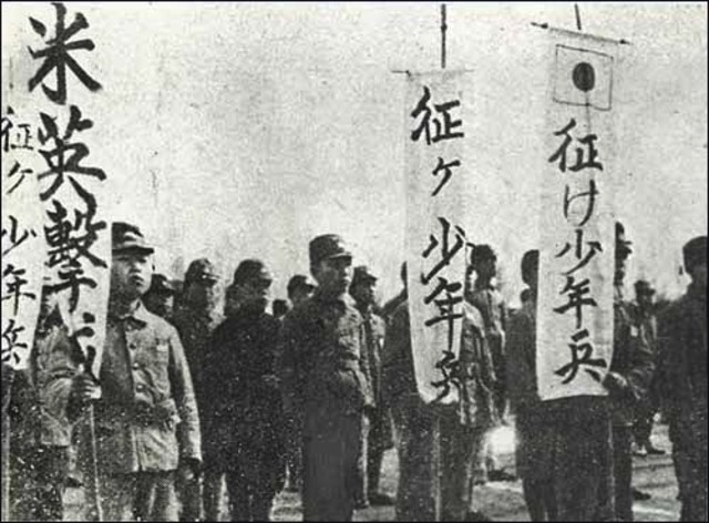 an analysis of the causes of the rise of japanese to militarism