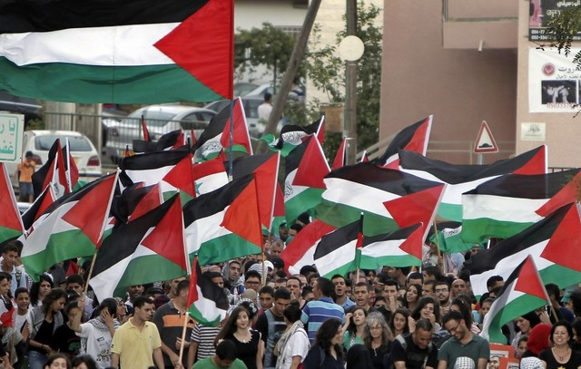 The First Intifada - Historical overview