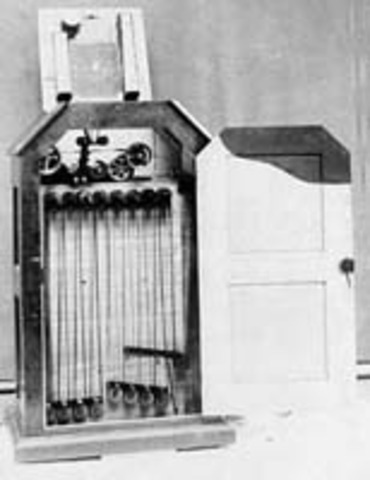 Invention/ Patenting of the Kinetoscope