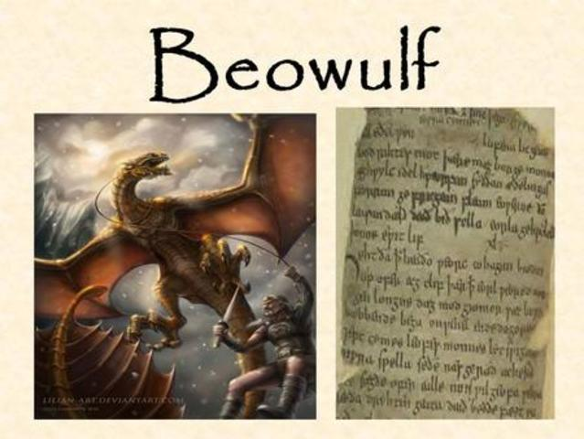 an analysis of grendels sorrow in anglo saxon epic poem beowulf